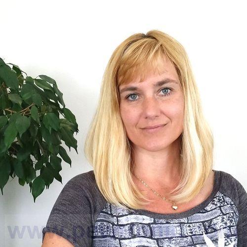 paní Kristýna Poláčková