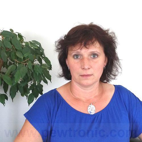 Frau Ladislava Fučíková