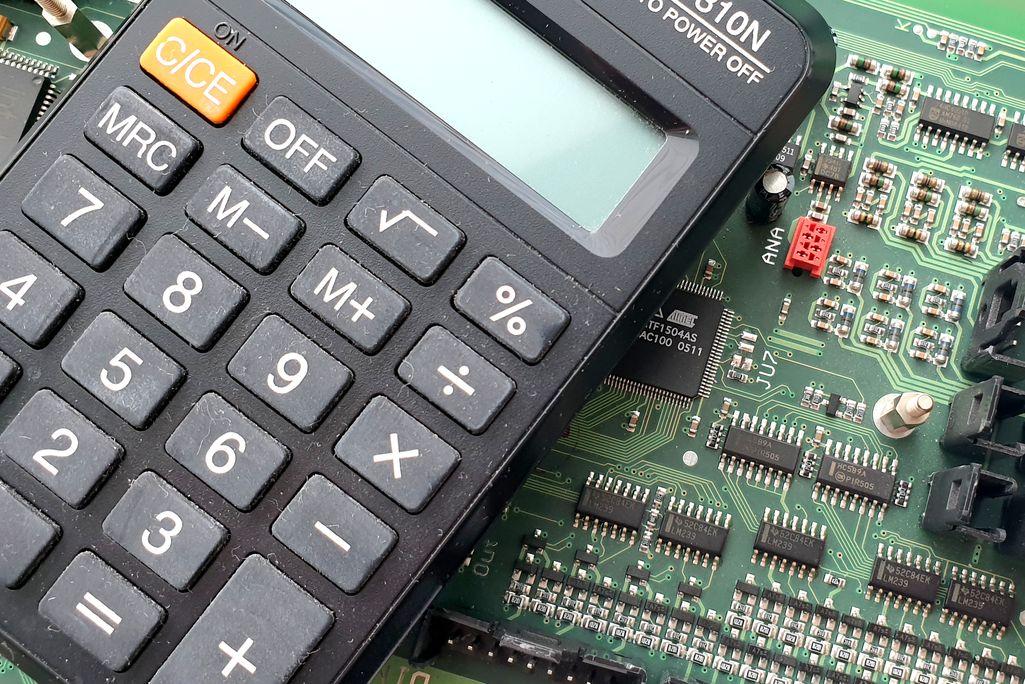 Automatická kalkulace cen osazení / Calculator